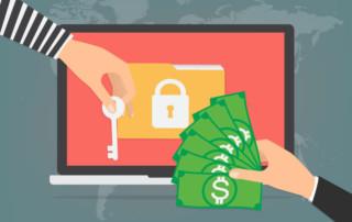 Ransomware Virus Alert